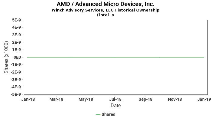 Winch Advisory Services, LLC ownership in AMD / Advanced Micro Devices, Inc.